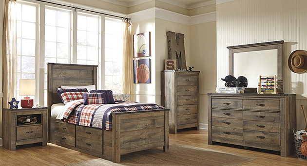 Trinell Youth Bedroom Set