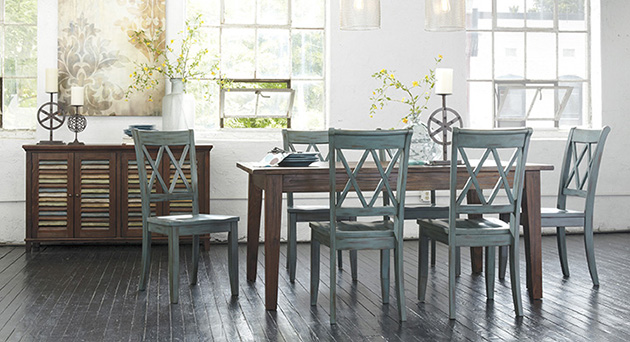 Mestler Dining Room Set